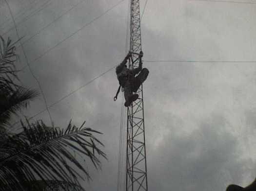 manjat tower 32M